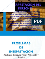 PROBLEMAS DE INTERPRETACIÓN-GUIBOURG-NINO-AyB