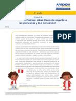 LECTURA COMPLEMENTARIA FIESTAS PATRIAS 23-07-2020