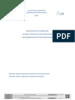 Guia Docente SISTEMAS Y SERVICIOS DE TELECOMUNICACIÓN