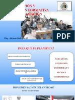 PLANIFICACION EN COMPETENCIAS, CNEB