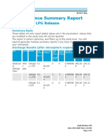 LPG Dispersion Report