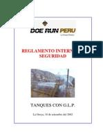 08 - Regla. Interno de Segurdad 2002 - Tanques GLP