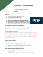 Zusammenfassung Pharma