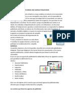 7.SEGMENTOS AL QUE SE DIRIGE UNA AGENCIA PUBLICITARIA