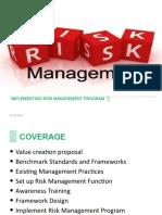 3.Implementing ERM Program
