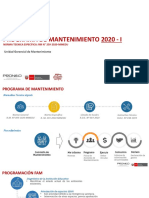 ppt NT RM N° 259- 2020-1 Mantenimiento preventivo Modulo 5 ANTONIO MORENO