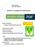 Herramientas de Registro de Producción y diseño de la Sarta