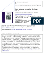 PARKS - The collision of heritage and economy at Uxbenka Belize.pdf