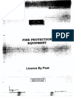 13 Fire Protection Equipment