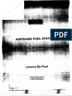 15 Airframe Fuel System