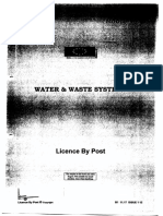 23 Water & Waste Systems