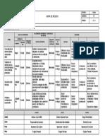 F-DE-06 MAPA DE RIESGOS. Control Interno Disciplinario