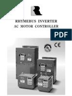 Rm5 Operation Manual (1-38