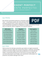 English-grammar-Present-perfect
