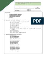PETS-0700219-3-710-012  TRABAJOS DE PRECOMISIONAMIENTO