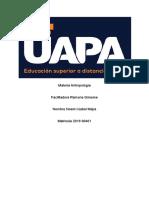 CTAREA 7 DE ANTROPOLOGIA OJO NO ESTA COMPLETA.onsultar la bibliografía señalada y en otras fuentes de interés científico para la temática objeto de estudio - copia.docx