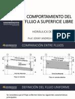 2. TIPOS DE FLUJO - clase 2