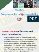 Nestle CSI