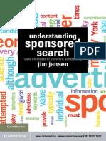 Jim Jansen - Understanding Sponsored Search_ Core Elements of Keyword Advertising    -Cambridge University Press (2011)