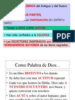 LOS GENEROS LITERARIOS EN LA BIBLIA