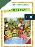 LIVROS P CONFECCIONAR - FOLCLORE - PROF. MONIZA