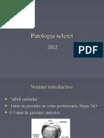 5.Patologia sclerei
