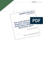 Boletin Tecnico de Empleo Dic19-Convertido