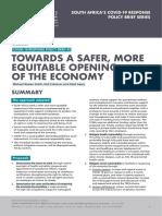 IEJ COVID 19 Policy Brief Series 2 Compact 1