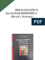 4. AUTORREALIZACIÓN E IGUALDAD BIOSFÉRICA