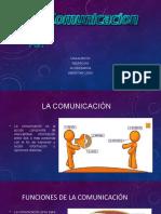 Exposicion de comunicacion