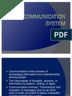 Communication System Final