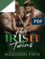 Madison Faye - Her Irish Twins