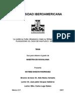 PROYECTO A. ORGÁNICA