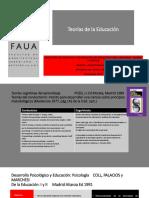 Teorias de educacion Enseñanza -Aprendizaje  [Autoguardado].pdf