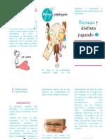 BENEFICIOS DEL JUEGO