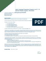 teaching report for english language preparatory program level 3 - 19-ls0300-sin-int-sp92 naazreen ibrahim angullia - sp 92 d837a61c-91cd-41de-a558-cf70ce56ee48en-us  1