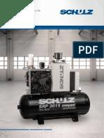 Compressores rotativos de parafusos