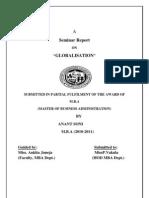 LCM-MBA Seminar Report on Globalization.pdf