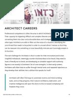 Architect Careers _ 16Personalities
