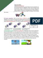 TIPOS DE FUERZA GUÍA 2 CIENCIAS