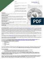 Acuerdo de París y protocolo de kioto