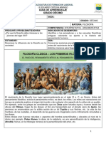 FILOSOFÍA DÉCIMO - GUÍA 2 - PERIODO 2 - 10 JULIO 2020
