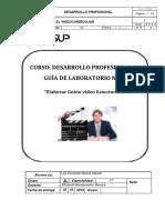 Guion Vídeo Estructurado C5 A Ramos Olanda