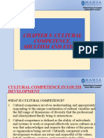 Chapter 5 Cultural Competence