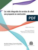 Redes de Servicios de Salud- Una propuesta en Construcción
