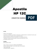 Manual HP 12c
