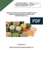 PLAN HACCP MENESTRAS