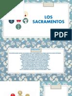 Presentación Los Sacramentos