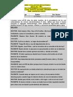 Cancer hepatico - dialogo para mñn bryan