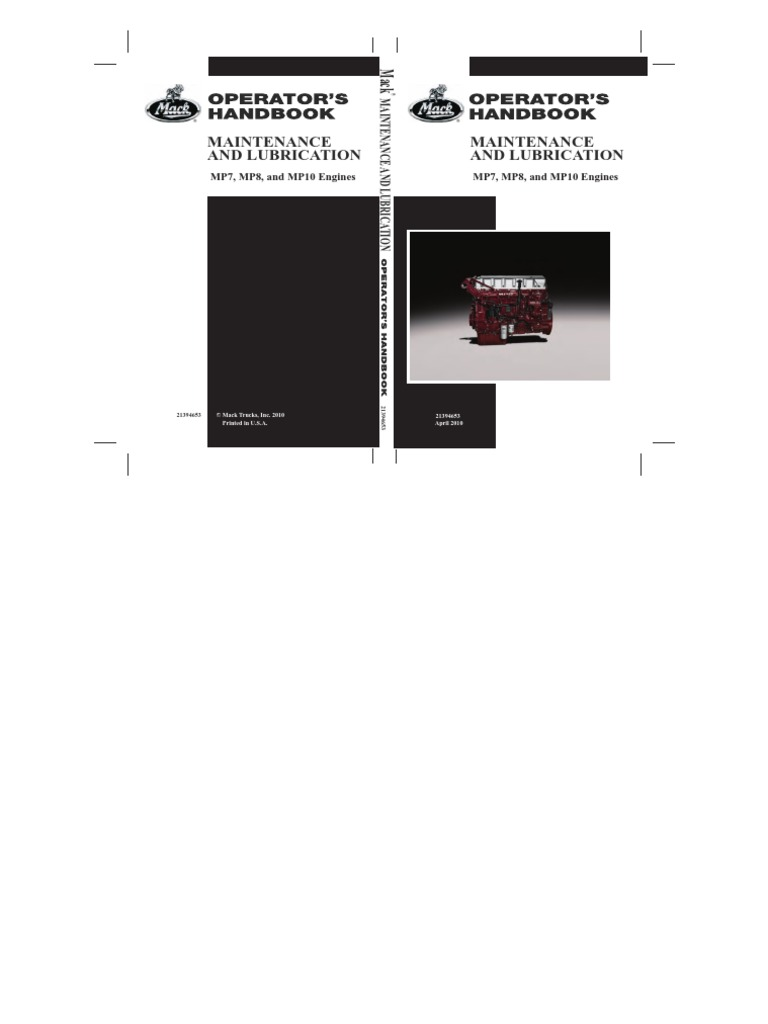 MP Series Manual | Tire | Radiator